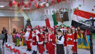 Photos: Nineveh's Christians Celebrate Christmas Once Again