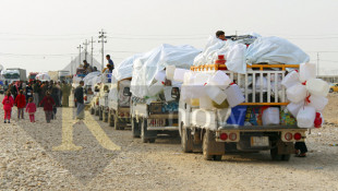 Photo: Another IDP Group from Hawija Returns