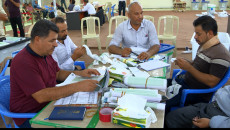 All parties claim vote increase in manual recount