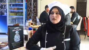 Chef Hanan started from a small project and now she runs her own business