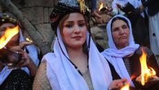 Geçici kota için çağrı yapılması<br> Yezidiler, Kürt parlamentosunda beş sandalye arıyor