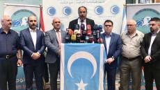 Türkmen Cephesi vatandaşları sivil itaatsizliğe davet ediyor