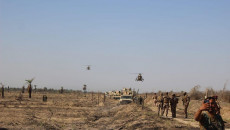 Peşmerge ve Irak kuvvetleri<br>Kifri ve Duzhurmatu arasında 10 barikat oluşturuyorlar