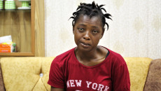 من سيراليون الى كركوك<br>السيدة التي جاءت بحثاً عن العمل فوجدت نفسها في الشارع