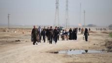 حكومهت ئاوارهكان دهنێرێتهوه<br>قايمقامى شهرگات: خێزانهكانی داعش وهرناگرینهوه