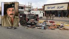 """القاء القبض على """"المتهم بقتل مفوض شرطة كركوك بهجت أنور"""" في بغداد"""