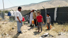 IDPs leave Sinjar mount camp amid longstanding water shortage