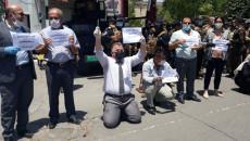 Kerkük'te öğretmenler: meslektaşımız Mehmet Cebar'a gurur dönün