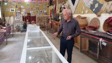 """Elqoş Müzesinin tek çalışanı: """"Yaşlandım, tek başıma ilgilenemiyorum"""""""