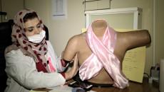 """Sağlık Müdürlüğü'nden kadınlara """"meme kanseri"""" uyarısı"""