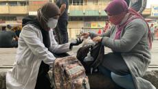 Protestoların ön saflarındaki kadınlar
