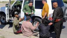 Street begging in Kirkuk <br> People unable to tell professional beggars from real beggars