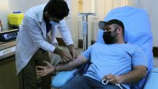 Kirkuk needs 125 pints of blood a day
