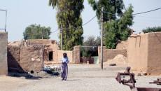 قرية زنقر الكاكائية توشك أن تقحِل