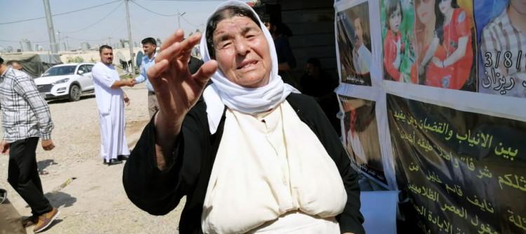 Şingal felaketinden altı yıl sonra<br>Iki bin ve 887 Yezidi'nin kaderi hala bilinmiyor