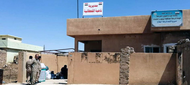 Shingal's Giruez (Qahtaniya) electricity issue has been temporarily solved