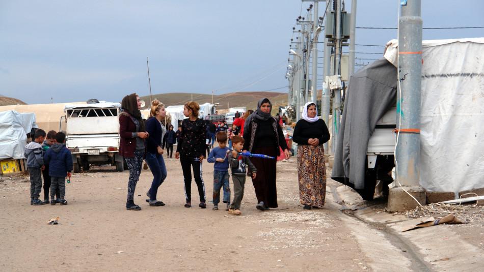 موجة هجرة عكسية من سنجار <BR>نزوح 237 عائلة صوب محافظة دهوك خلال اسبوعين فقط