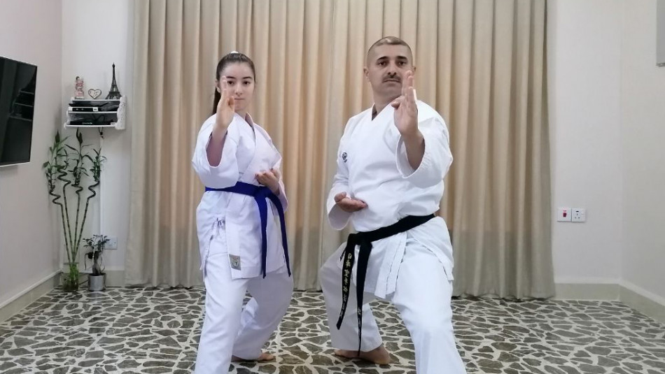 Kaka'i Karate instructor: Online training not adequate replacement for regular lessons