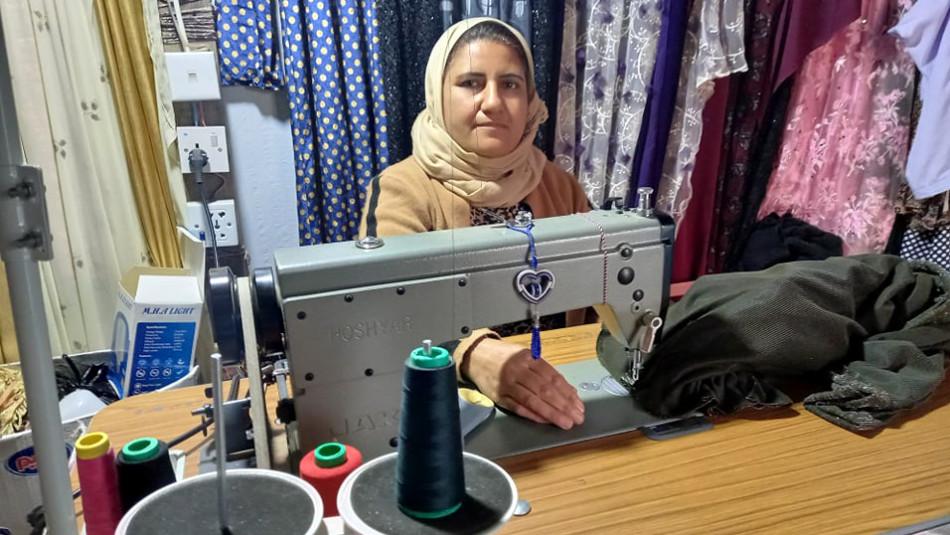 Wahida: One lady and three duties