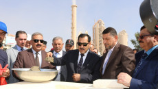 ثلاثة مشاريع حيوية يوضع حجر الأساس لها في نينوى