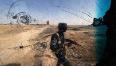 Two gunmen killed in an operation south of Mosul