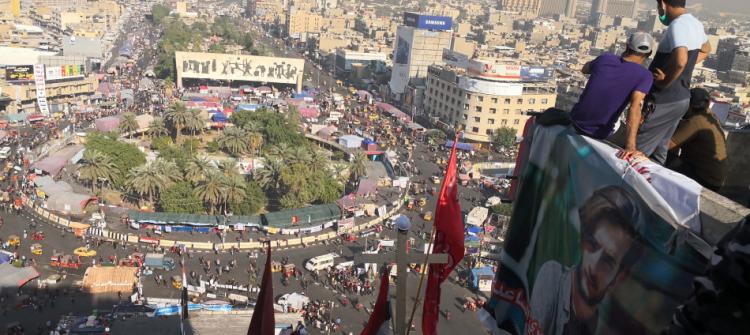 Hükümet liderliği düğümü...<br>protestocuların şartları ile aynı eski yüzleri geri getirme arasında