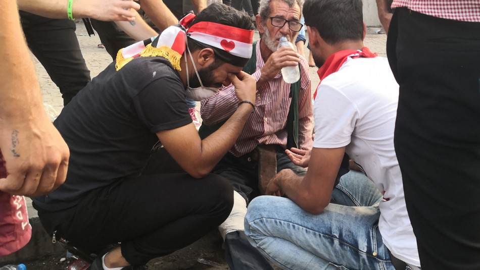Threats and violence compel activists, journalists and protestors to flee Baghdad since the start of the protests