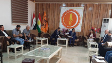 KDP off the list<br> Fifteen Kurdish factions work to form joint list ahead of Kirkuk elections