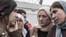 Nadia Murad: Baghdad-Erbil disputes set back return of displaced Ezidis