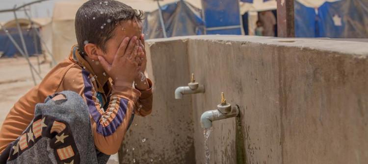 10 gündür Tuzhurmatu'nun bazı mahallesine temiz su gitmiyor