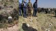 تضم ما يقارب 40 شخصاً..<BR>العثور على مقبرة جماعية في جنوب غرب كركوك