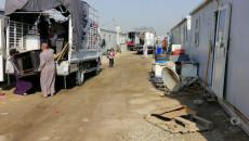 Telaferli Türkmenler yıkık evlerini, göçmen kamplarına tercih etti