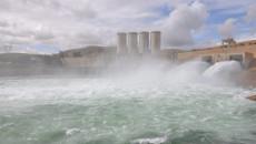 بناء على طلب وزير الكهرباء..<br> المواد المائية: اوعزنا بزيادة اطلاقات سد الموصل