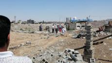 Kerkük'te kaçak yapılar proje kapsamında yıkılıyor