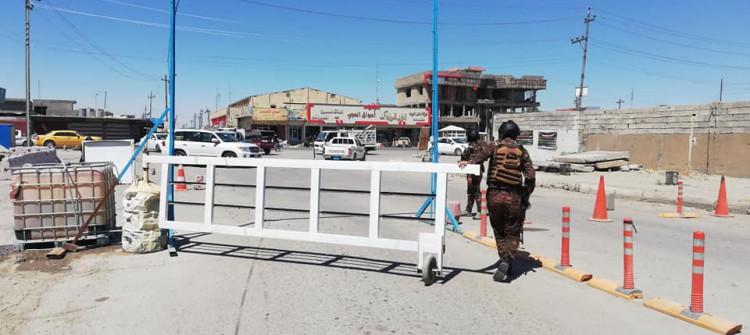 طوزخورماتو.. اغلاق تام لقرية بعد تسجيل ثمانية اصابات بين صفوف سكانها