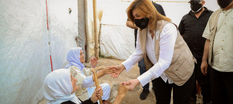 Göç bakanı: mültecileri geri döneceğiz ve kampları kapatacağız