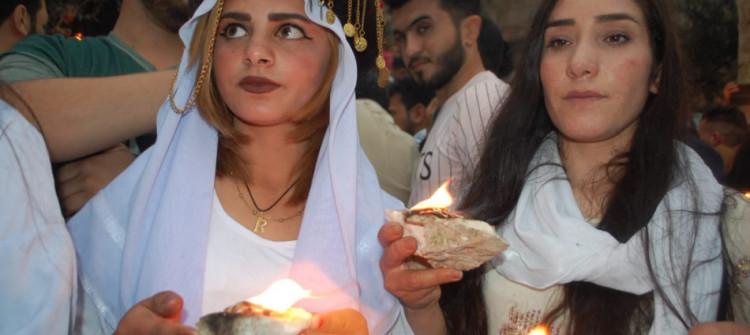 رغم ضمان الدستور حقهم في ذلك.. <BR> الايزيديون في بغداد بلا معابد لممارسة طقوسهم الدينية