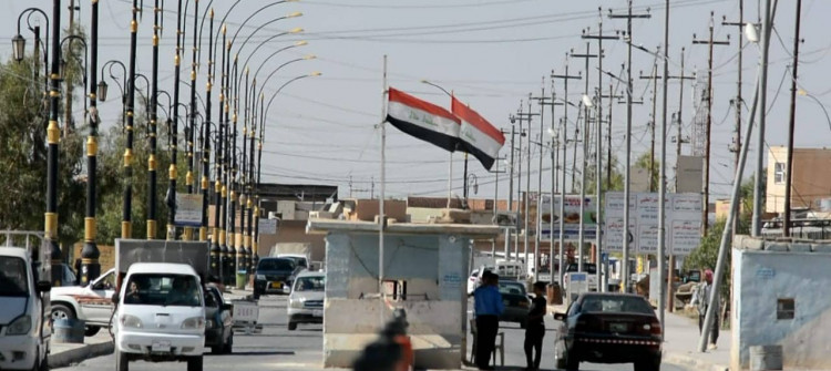Government orders only Iraqi flag to be hoisted in Shingal