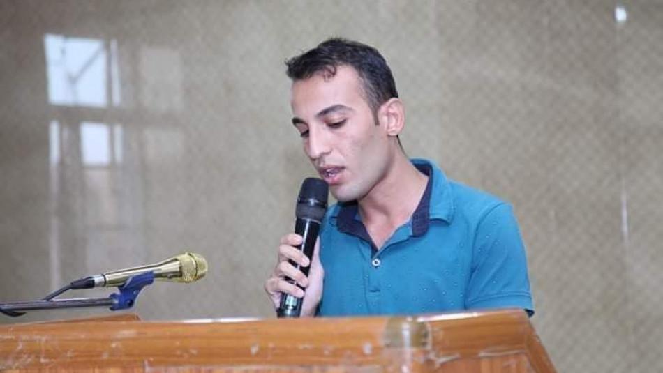 قاسم حسين موهبة ايزيدية تبرز على الساحة الشعرية العراقية والعربية