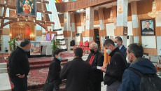 """""""Our Lady of Salvation"""" Syro-Catholic Cathedral in Baghdad: Commemoration of 2010 prayer victims"""