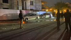 Erbil'e füzeli saldırı: 1 ölü, 9 yaralı
