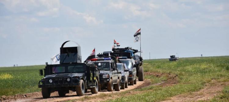 Dakuk'ta IŞİD havan topuyla saldırdı: 9 Irak polisi yaralandı