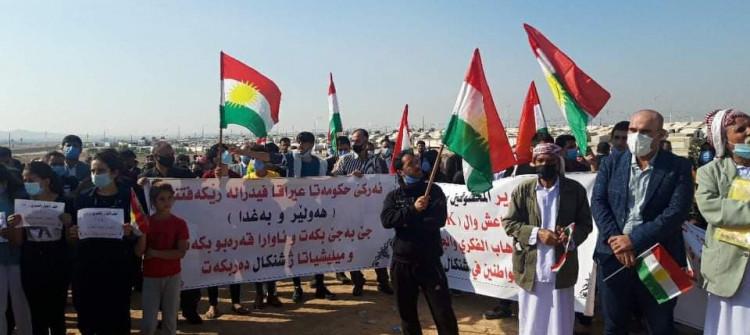 Ezidi Konseyi, Şengal Anlaşması'nın uygulanması için Bağdat'ta