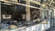 Onlardan dördü öldü<br>Kerkük'teki fırında çıkan yangın nedeniyle 6 kişi yakıldı