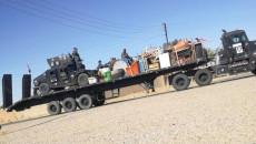 Iraqi forces brigade stationed at Kaka'i villages