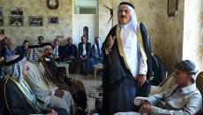 """Tribal chiefs in Kirkuk announce formation of the """"Council of the Wise"""""""