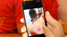 ركل ولكم وضرب بمقابض الأسلحة..<br> تفاصيل مشاجرة اندلعت بين مجموعة من الشبان وابن رئيس محكمة كركوك