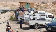 """It's like doomsday"" in Tuz Khumatu: water shortage in scorching heat"
