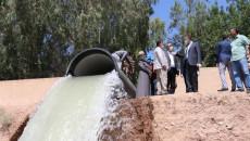 تشغيل مشروع ماء كركوك الموحد..<br> محافظ كركوك: المشروع سيعالج 50% من أزمة المياه خلال الـ25 عاما المقبلة