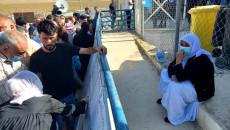 Oy kullanamayan iç göçmenler üzgün: 'Oy kullanamadık'